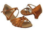 S9216 Copper Tan Satin 1_2 inch Vegan