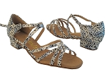 1606FT 259 Snow Leopard Satin
