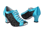 1643 230 Light Blue Satin_46 Mesh