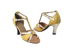 1696 173 Light Gold Scale_226 Snake Gold_T_S_H without Arch Strap