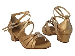 S92307 216 Copper Nude PU_Double X-Straps
