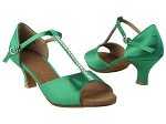 SERA1609 138 Dark Green Satin_Stone