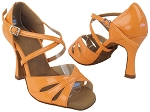 SERA3840 228 Fluorescent Orange Patent_X-Arch Strap