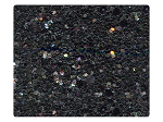 312 Black Rainbow Sparkle