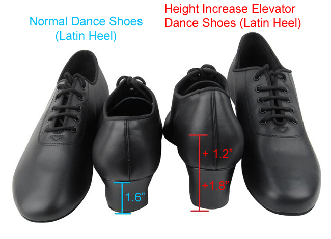 The Normal Heel Height Of Mens Shoes