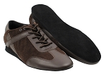 SERO106BBX Coffee Leather_Brown Suede