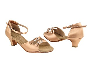 C1620 Tan Satin 1_2_inch Vegan