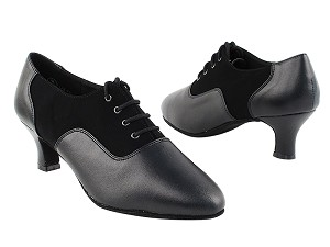 C1688 Black Nubuck_ Black_2_inch