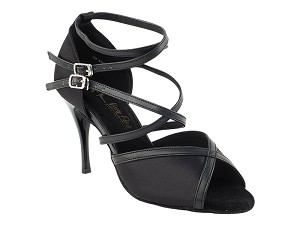 2630LEDSS Black Satin