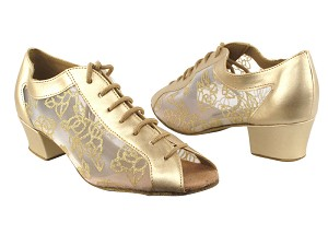 1643 57 Light Gold Leather_79 Mesh