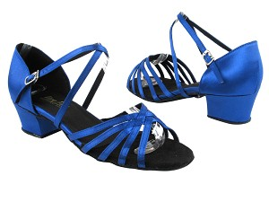 1670C 247 Gem Blue Satin