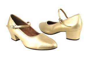 1682 57 Light Gold Leather