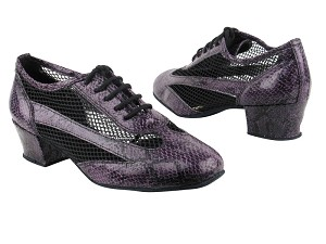 2009 252 Purple Snake_Black Mesh
