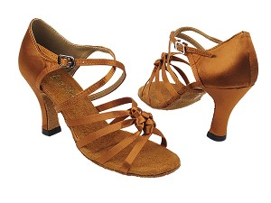 5011 236 Dark Tan Satin