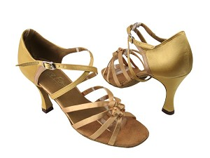5011 80 Light Gold Satin