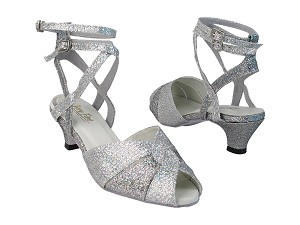6006 6 Silver Sparklenet_172 Grey Scale_5009 BackStrap without T-Stap