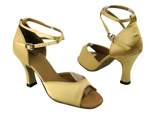 6012 80 Light Gold Satin