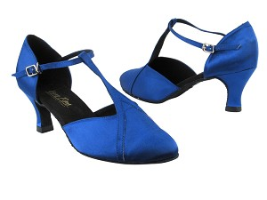 9625 247 Gem Blue Satin