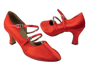 PP201 Red Satin