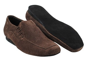 SERO102BBX Brown Suede