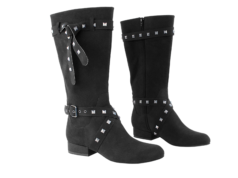 VF Boot Taylor Black 1