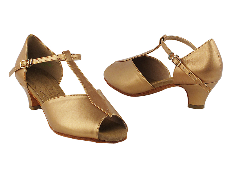 S2802 Copper Nude _Cuban Heel