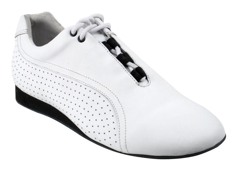 SERO101 White Leather