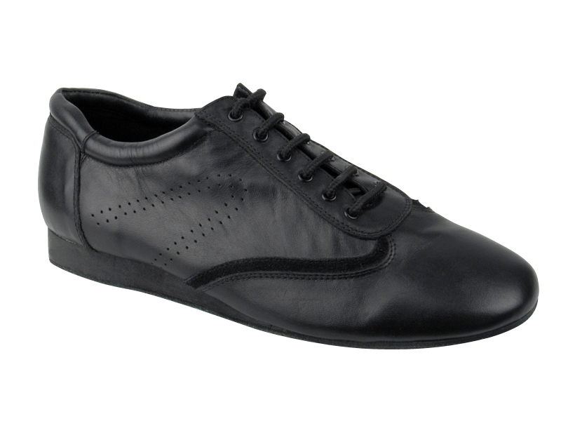 SERO104 Black Leather