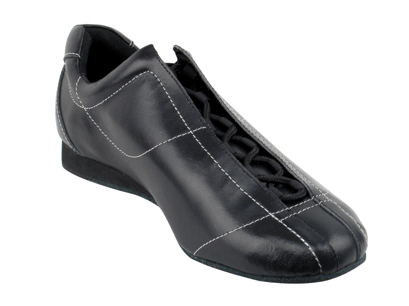 SERO105 Black Leather