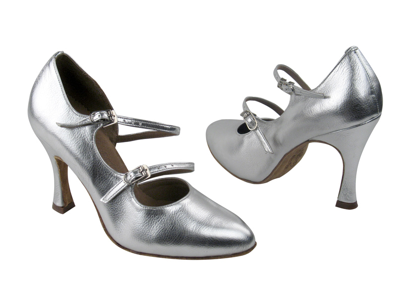 PP201 BA32 Silver Leather