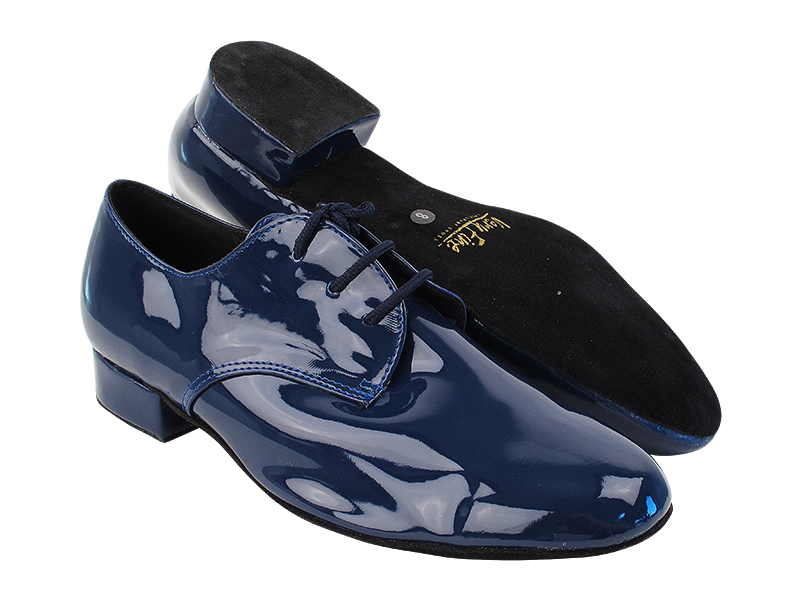 916103 297 Dark Blue Patent with 1