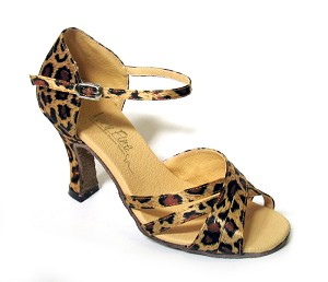 "6030 Leopard with 3"" Heel in the photo"