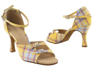 "SERA1620 Yellow with 3"" heel in the photo"