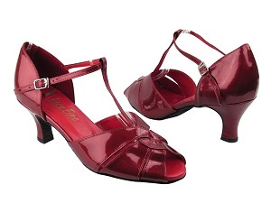 6006 Red Patent